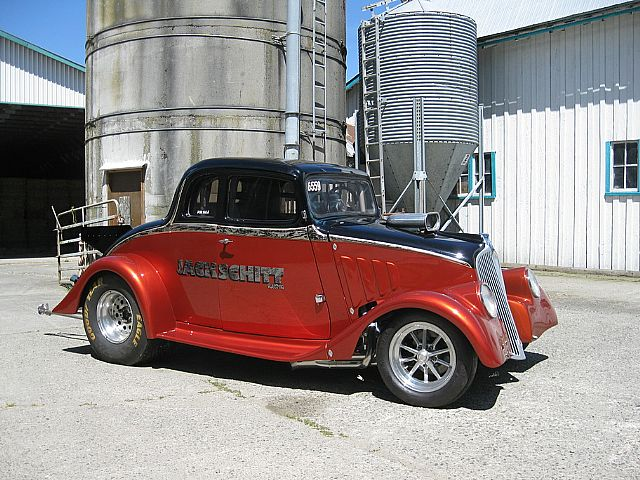 1933 Willys Project for Sale http://www.collectorcarads.com/Willys-Model-77/45665