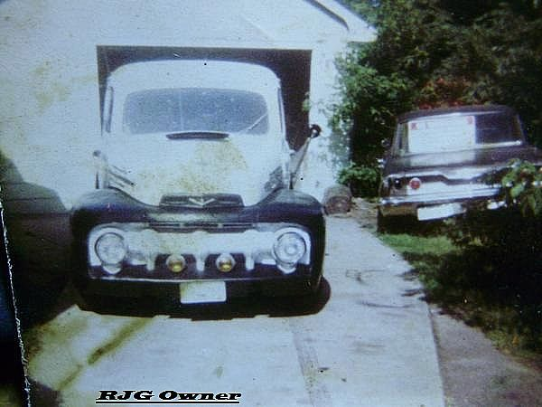 1952 Ford F1 for sale