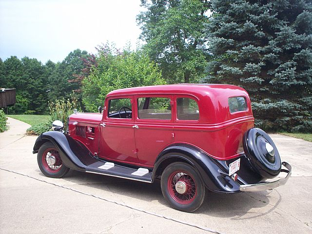 1934 Plymouth Deluxe for sale