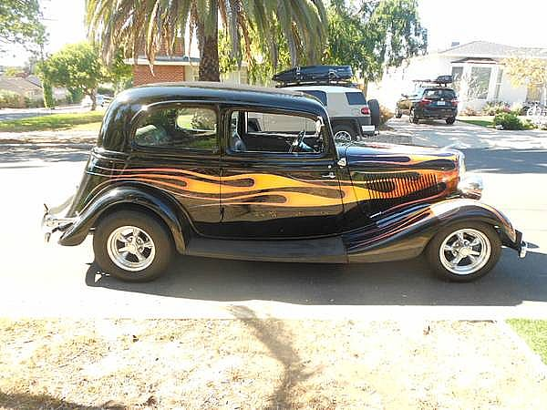 1934 Ford Victoria for sale
