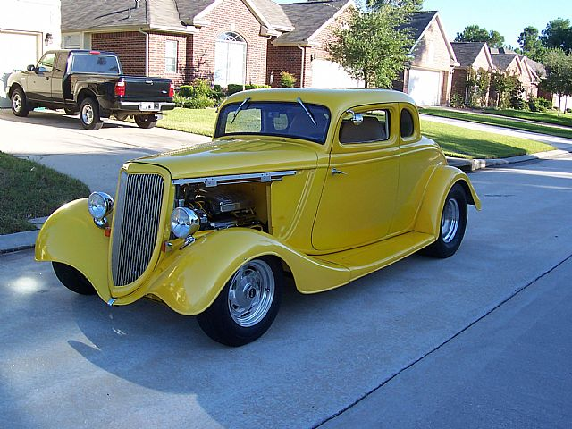 1934 ford 5 window coupe steel for sale spring texas for 1934 5 window coupe for sale
