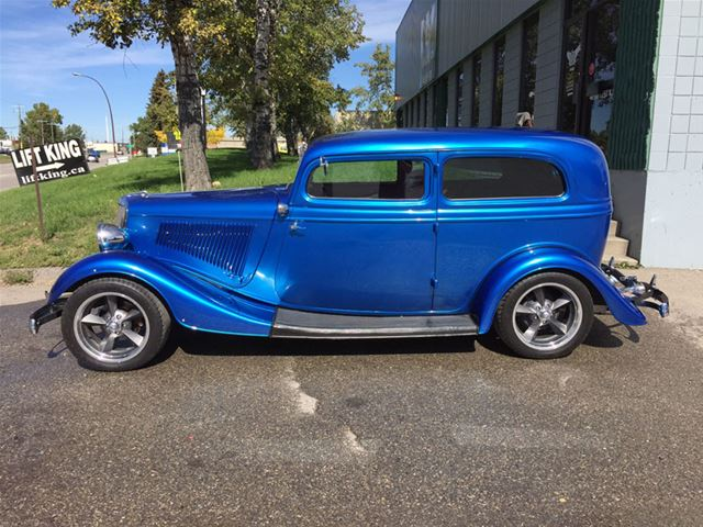 Classic Cars for sale in Alberta | Collector Car Ads