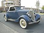 1934 Ford Timmis
