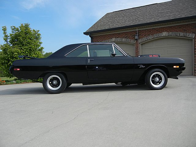 1972 dart dodge sale swinger