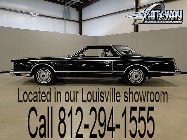 1977 Lincoln Mark V for sale