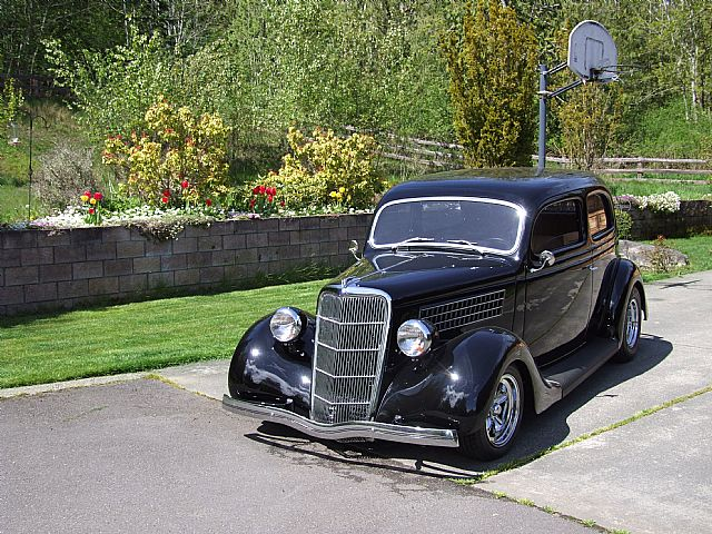 1935 Ford Tudor for sale