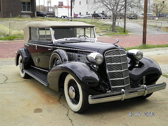 1935 Cadillac 355A for sale