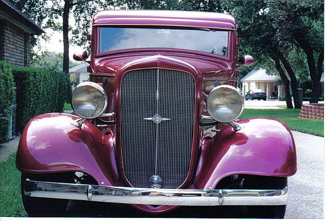 1935 Chevrolet Pickup for sale