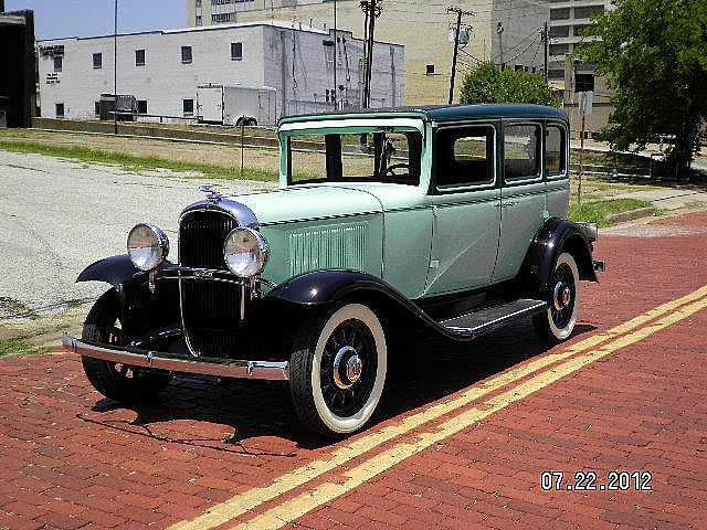 1931 Oldsmobile Sedan for sale