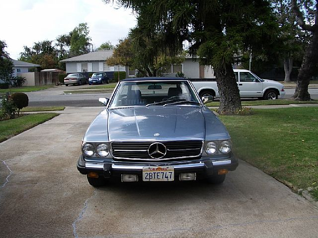 1965 Mercedes 380SL for sale