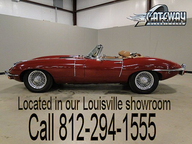 1969 Jaguar XKE for sale