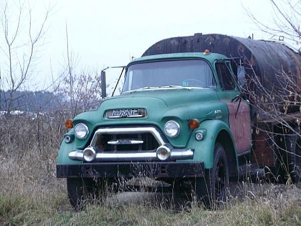 1955 GMC 550 for sale