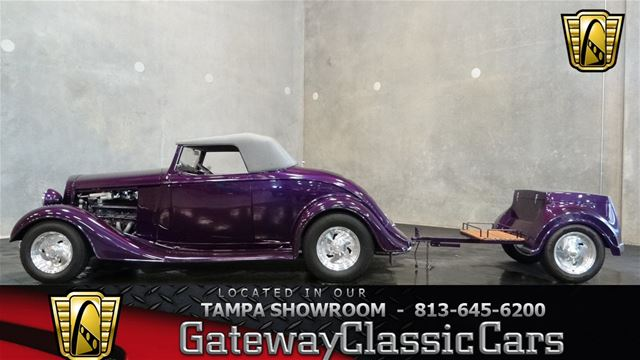 1934 Chevrolet Cabriolet for sale