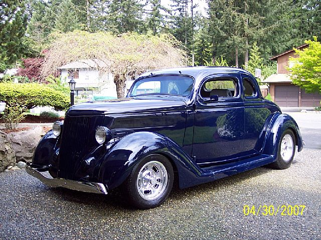 36 Ford 3 Window Coupe Project For Sale Autos Post