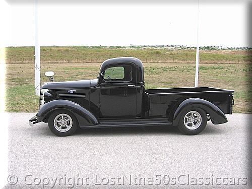 1937 Chevrolet 1/2 Ton for sale