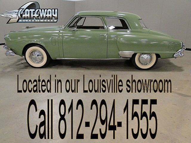1950 Studebaker Commander for sale