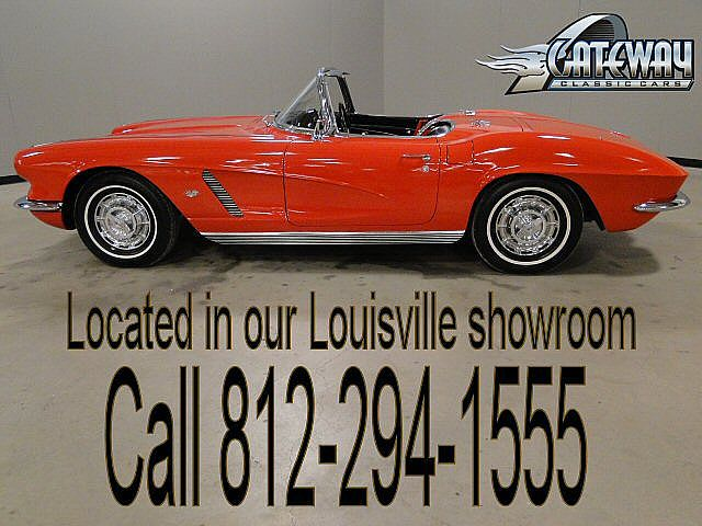 1962 Chevrolet Corvette for sale