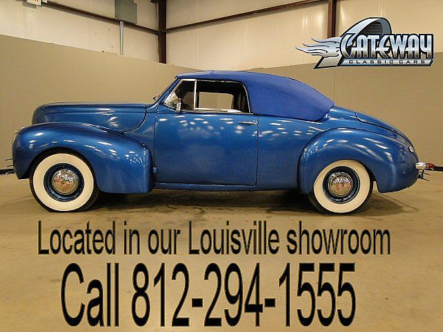 1940 Mercury Convertible for sale