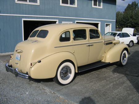 1937 Buick 4 Door for sale