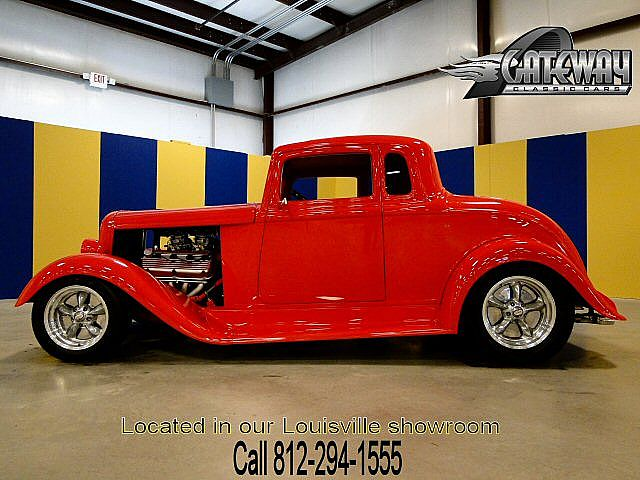 1933 Plymouth 5 Window Coupe for sale