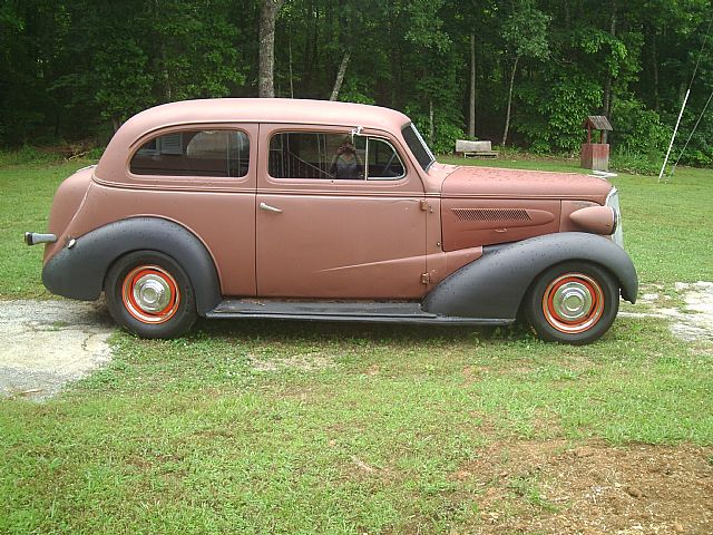 1937 Chevrolet Sedan for sale