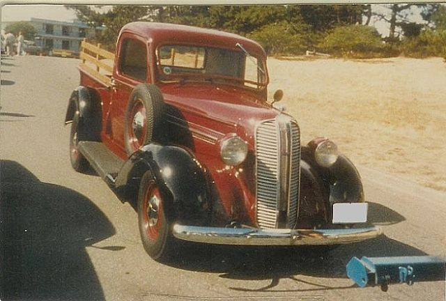 1937 Dodge Fargo for sale