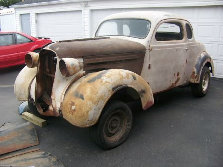 1937 Plymouth Business Coupe for sale