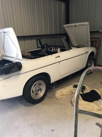1966 Datsun 1600 for sale