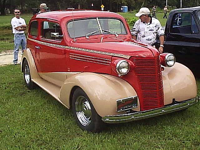 1938 Chevrolet Street Rod for sale