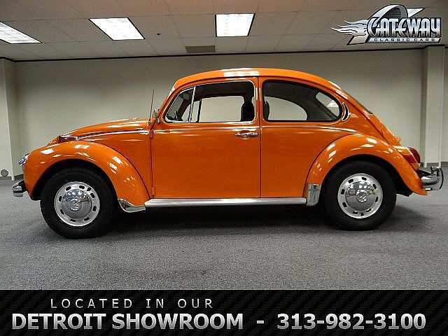 1972 Volkswagen Super Beetle for sale