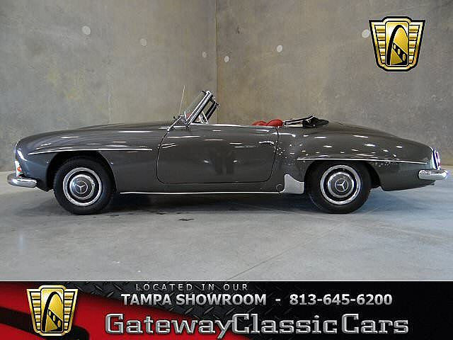 1961 Mercedes 190SL for sale
