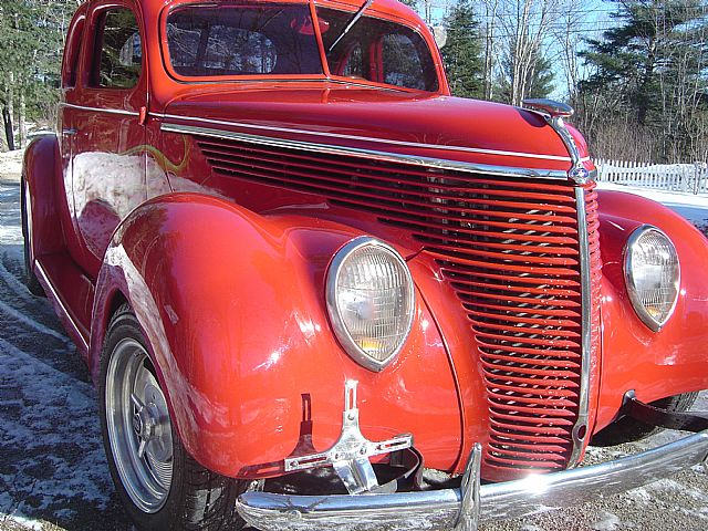 1938 Ford Coupe for sale
