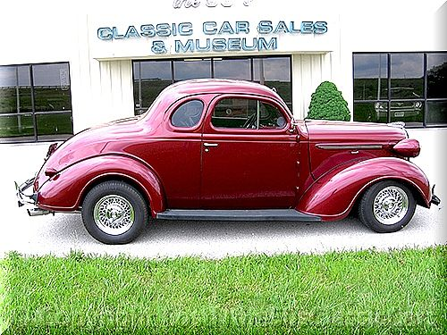 1938 Plymouth Coupe