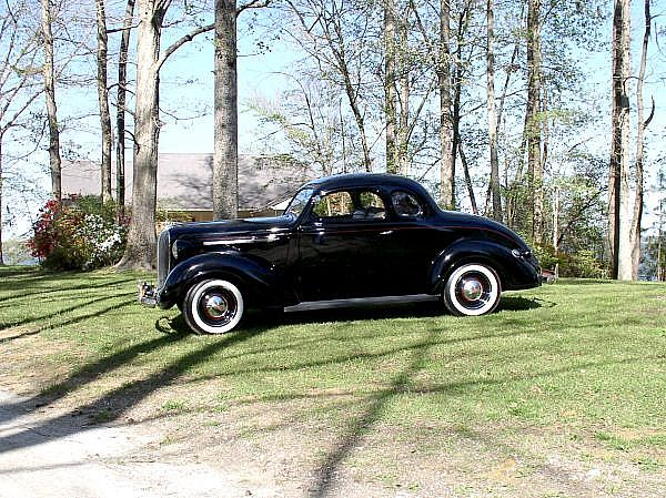1938 Plymouth Business Coupe for sale
