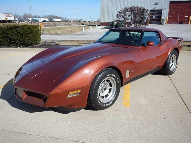 1981 chevrolet corvette for sale burr ridge illinois. Cars Review. Best American Auto & Cars Review