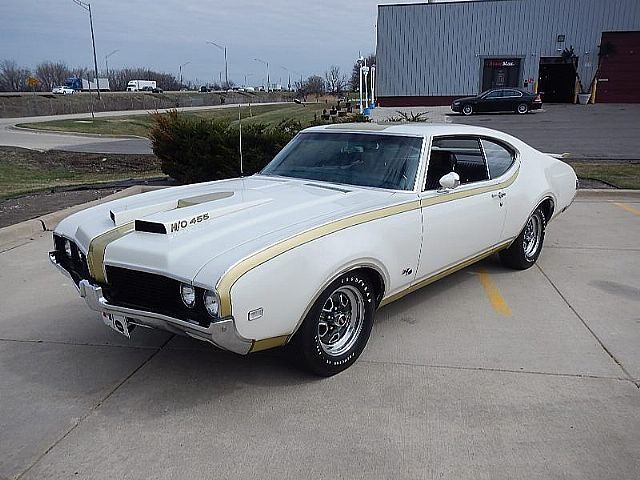 1969 Oldsmobile 442 Hurst For Sale Burr Ridge, Illinois