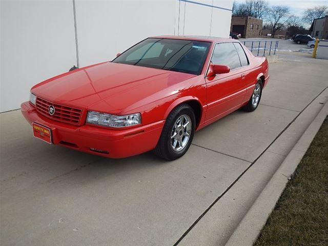 2002 Cadillac Eldorado For Sale Burr Ridge Illinois