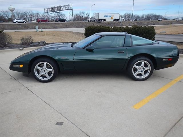 1995 chevrolet corvette zr 1 for sale burr ridge illinois. Black Bedroom Furniture Sets. Home Design Ideas