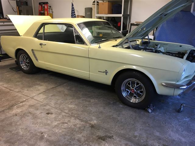1965 ford mustang for sale troutdale oregon. Black Bedroom Furniture Sets. Home Design Ideas