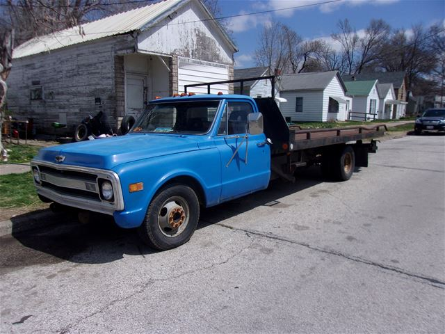1972 Chevrolet C30 for sale