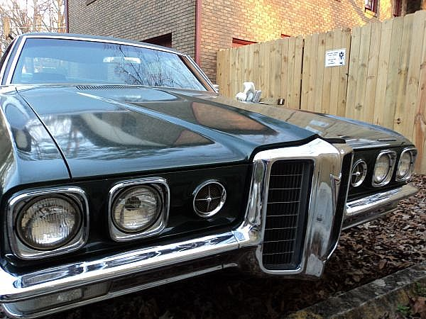 1970 Pontiac Bonneville for sale