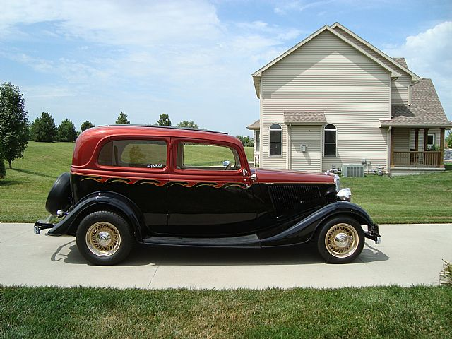 1934 Ford 2 Door Sedan for sale