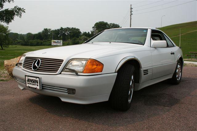1992 Mercedes 500sl For Sale Sioux City  Iowa