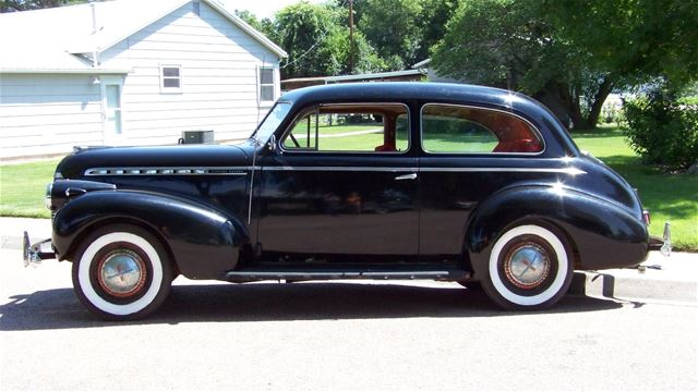 1940 chevrolet special deluxe for sale