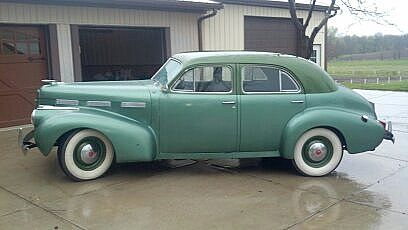 1940 Cadillac LaSalle Model 52 for sale
