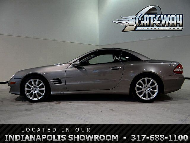 2007 Mercedes SL550 for sale