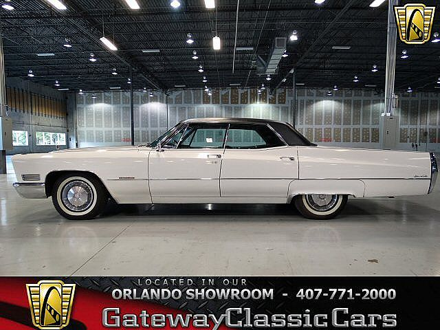 1967 Cadillac Sedan Deville for sale