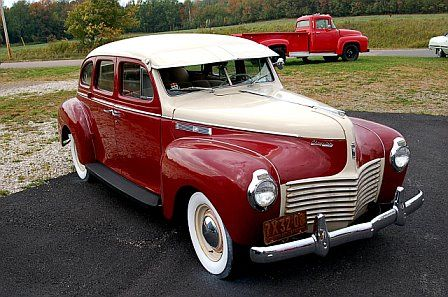 1940 Chrysler Royal for sale