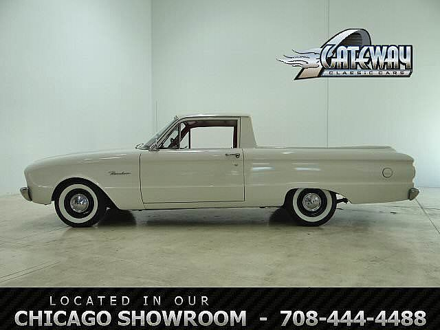1960 Ford Ranchero for sale