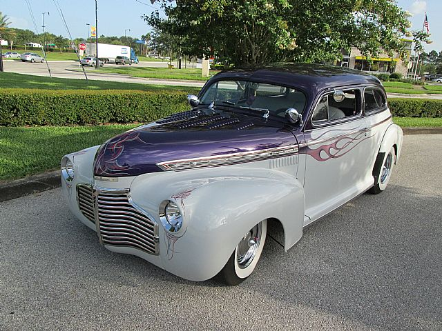 1941 chevrolet sedan deluxe for sale haines city florida for 1941 chevy 4 door sedan